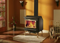 CROWN STOVES CT + WOOD BURNING STOVES