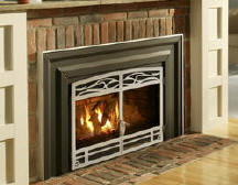 Osburn Saturna LP and Natural Gas Insert