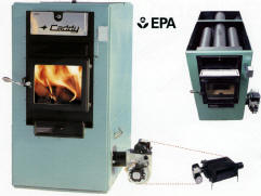 PSG Caddy combination furnace