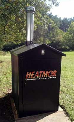 Heatmor Cb Series Coal And X Wood Outdoor Furnaces